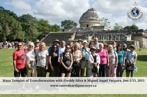 Maya Temples of Transformation