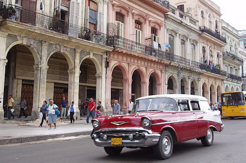 Cuba Old Havana