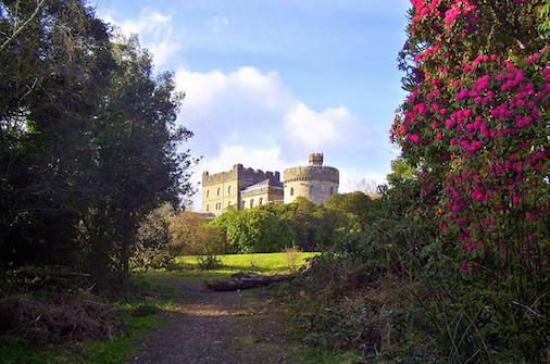 Glenstal Abbey in Ireland