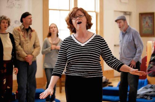 singing workshops in Ireland