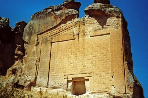site of Yazilikaya