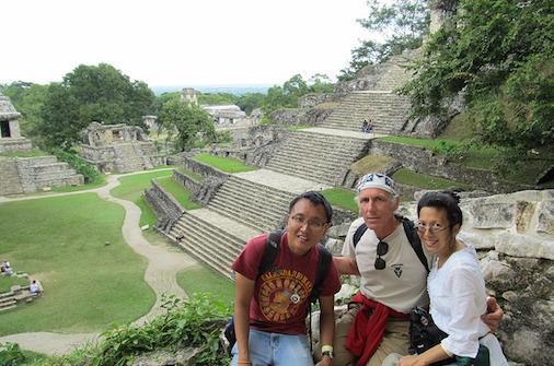 Palenque travel