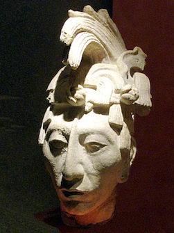 Pakal Maya Ruler