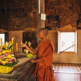 cambodia spiritual travel