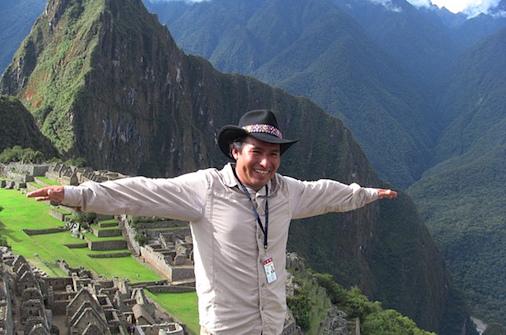 Peru tour leader