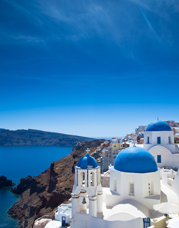 Greece sacred travel